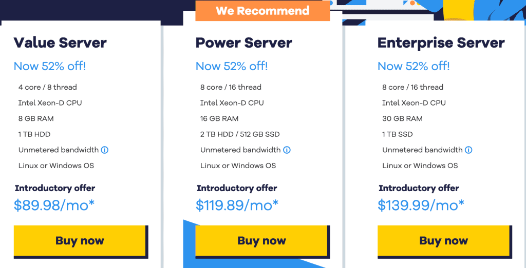 HostGator Dedicated Server Cost